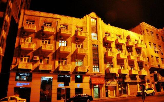 Отель New Park Hotel Иордания, Амман - отзывы, цены и фото номеров - забронировать отель New Park Hotel онлайн вид на фасад