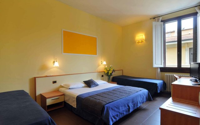 Hotel Angelica комната для гостей