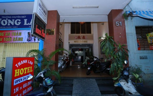 Thanh Lan Hotel вид на фасад