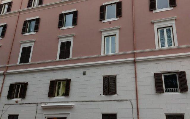 Отель Roma Termini Touristhome вид на фасад