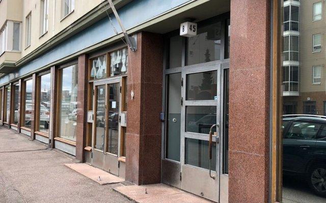 Отель 2ndhomes Lönnrotinkatu apartment 2 Финляндия, Хельсинки - отзывы, цены и фото номеров - забронировать отель 2ndhomes Lönnrotinkatu apartment 2 онлайн вид на фасад