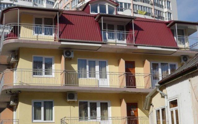 Отель Maisky Сочи вид на фасад