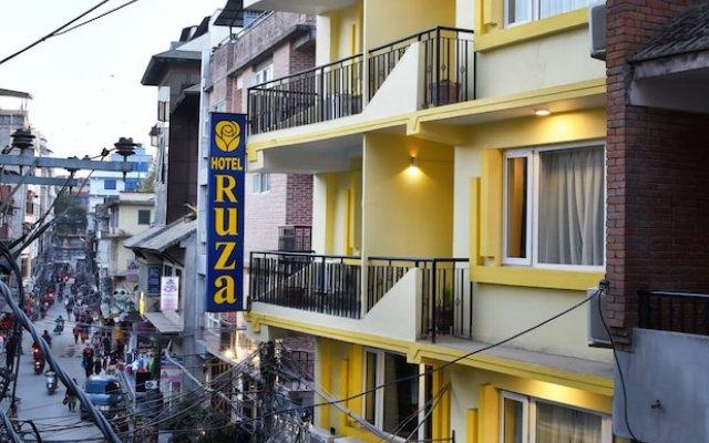 Отель Ruza Nepal Непал, Катманду - отзывы, цены и фото номеров - забронировать отель Ruza Nepal онлайн вид на фасад