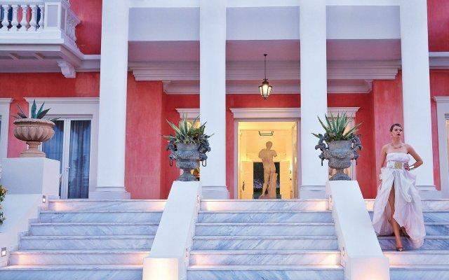 Отель Mandola Rosa, Grecotel Exclusive Resort Греция, Андравида-Киллини - 1 отзыв об отеле, цены и фото номеров - забронировать отель Mandola Rosa, Grecotel Exclusive Resort онлайн вид на фасад