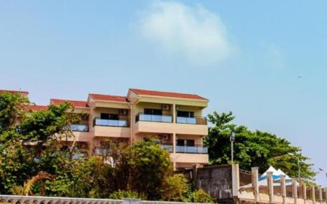 Отель Barmoi Сьерра-Леоне, Фритаун - отзывы, цены и фото номеров - забронировать отель Barmoi онлайн вид на фасад