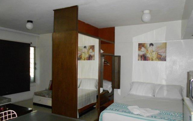 Апартаменты Loft Studio Americas комната для гостей