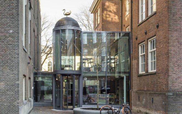 Отель The Wittenberg Нидерланды, Амстердам - отзывы, цены и фото номеров - забронировать отель The Wittenberg онлайн вид на фасад