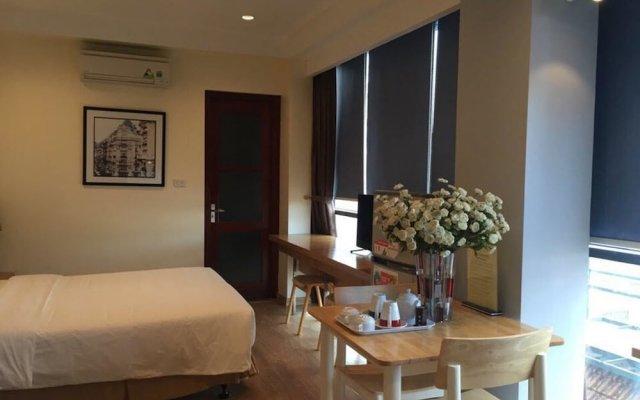 Canary Hotel & Apartment комната для гостей