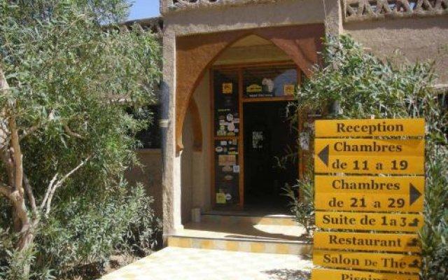 Отель Les Portes Du Desert Марокко, Мерзуга - отзывы, цены и фото номеров - забронировать отель Les Portes Du Desert онлайн вид на фасад