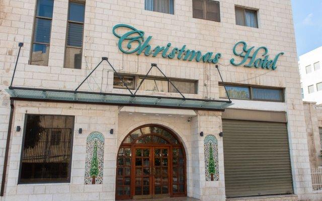 Christmas Hotel Израиль, Иерусалим - отзывы, цены и фото номеров - забронировать отель Christmas Hotel онлайн вид на фасад