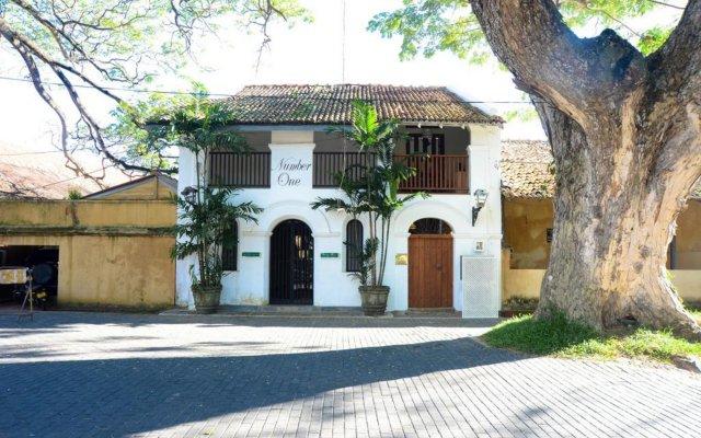 Отель No.01 A Court Square Шри-Ланка, Галле - отзывы, цены и фото номеров - забронировать отель No.01 A Court Square онлайн