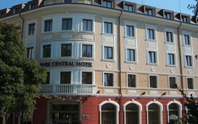 Отель Park Central Болгария, Сливен - отзывы, цены и фото номеров - забронировать отель Park Central онлайн вид на фасад