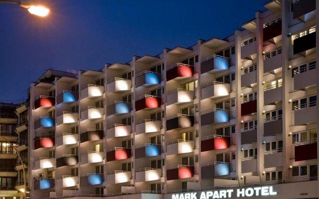 Mark Apart Hotel вид на фасад