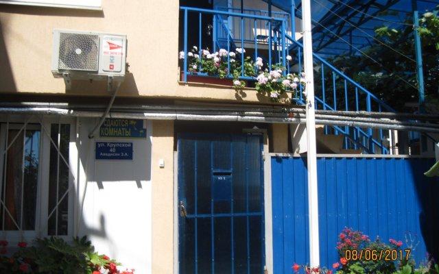 Гостиница Гостевой дом Лиана в Сочи 1 отзыв об отеле, цены и фото номеров - забронировать гостиницу Гостевой дом Лиана онлайн вид на фасад