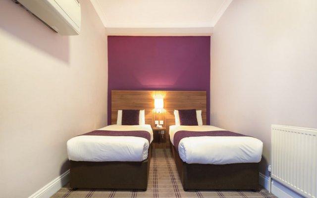 Отель Comfort Inn St Pancras - Kings Cross Великобритания, Лондон - отзывы, цены и фото номеров - забронировать отель Comfort Inn St Pancras - Kings Cross онлайн сейф в номере