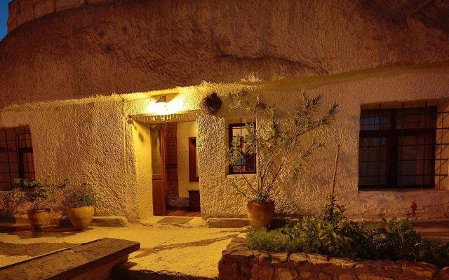 Cave Hotel Saksagan Турция, Гёреме - отзывы, цены и фото номеров - забронировать отель Cave Hotel Saksagan онлайн вид на фасад