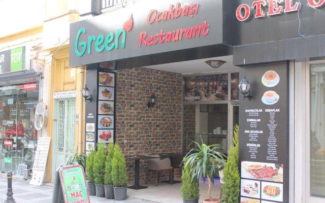 Oz Guven Hotel Турция, Стамбул - отзывы, цены и фото номеров - забронировать отель Oz Guven Hotel онлайн вид на фасад