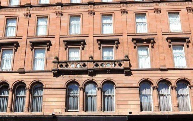 Alexander Thomson Hotel вид на фасад