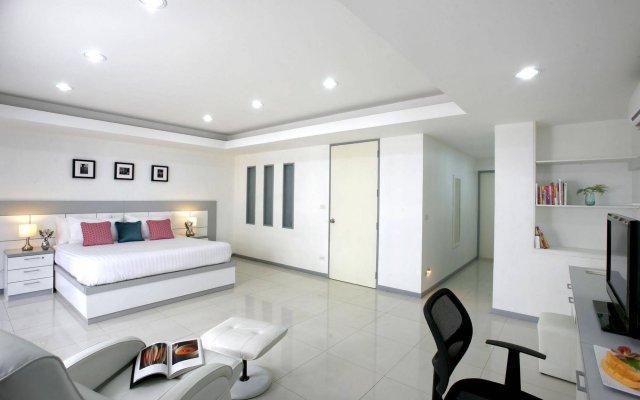 Отель The Grand Suree Residence комната для гостей