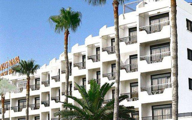 Pavlo Napa Beach Hotel in Ayia Napa, Cyprus from 144$, photos, reviews - zenhotels.com hotel front