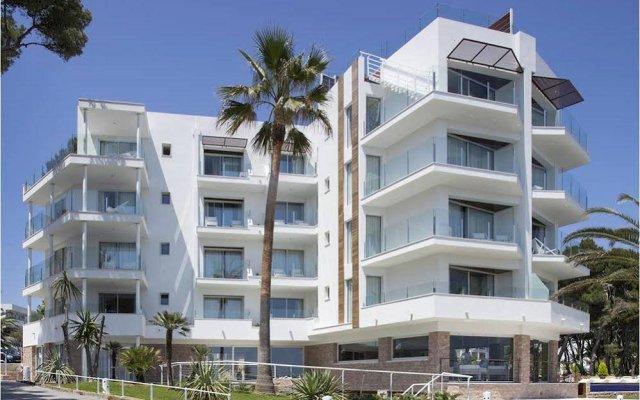 Отель Melbeach Hotel & Spa - Adults Only Испания, Каньямель - отзывы, цены и фото номеров - забронировать отель Melbeach Hotel & Spa - Adults Only онлайн вид на фасад