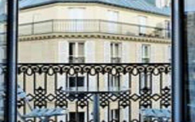 Hotel Bonsejour Montmartre вид на фасад