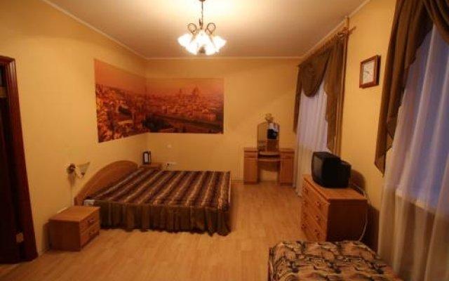 Hostel Kedr комната для гостей