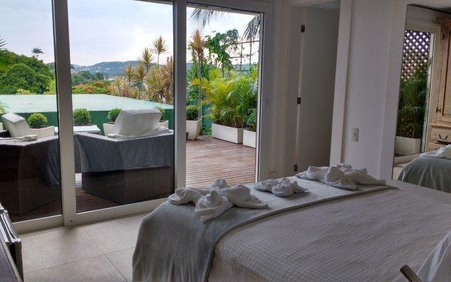 Отель Ao Por do Sol - Adults Only комната для гостей