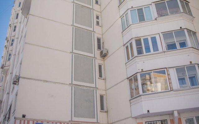 Апартаменты Inndays в Бутово вид на фасад