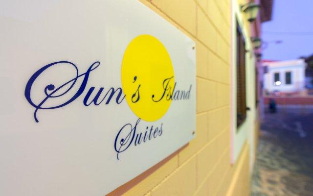 Отель Sun's Island Suites Греция, Родос - отзывы, цены и фото номеров - забронировать отель Sun's Island Suites онлайн вид на фасад
