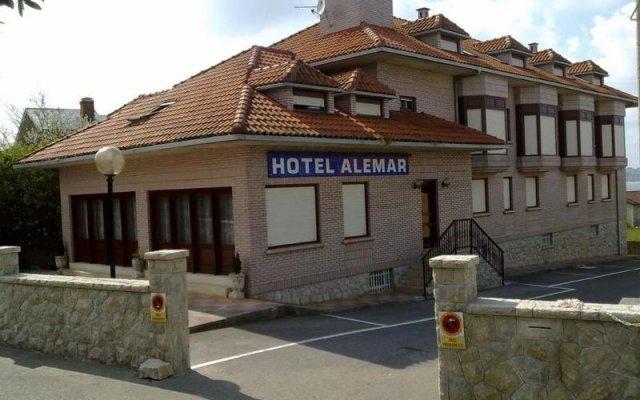 Отель Alemar Испания, Рибамонтан-аль-Мар - отзывы, цены и фото номеров - забронировать отель Alemar онлайн вид на фасад