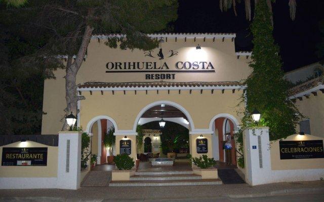 Отель Orihuela Costa Resort Испания, Ориуэла - отзывы, цены и фото номеров - забронировать отель Orihuela Costa Resort онлайн вид на фасад