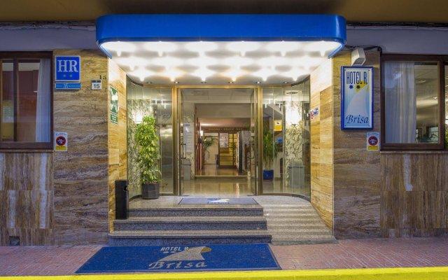 Отель Brisa Испания, Сан-Антони-де-Портмань - отзывы, цены и фото номеров - забронировать отель Brisa онлайн вид на фасад