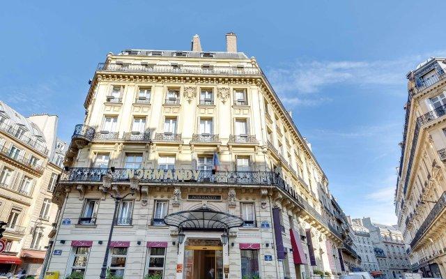 Normandy Hotel вид на фасад