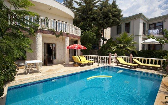 Villa Lycian City Турция, Калкан - отзывы, цены и фото номеров - забронировать отель Villa Lycian City онлайн вид на фасад