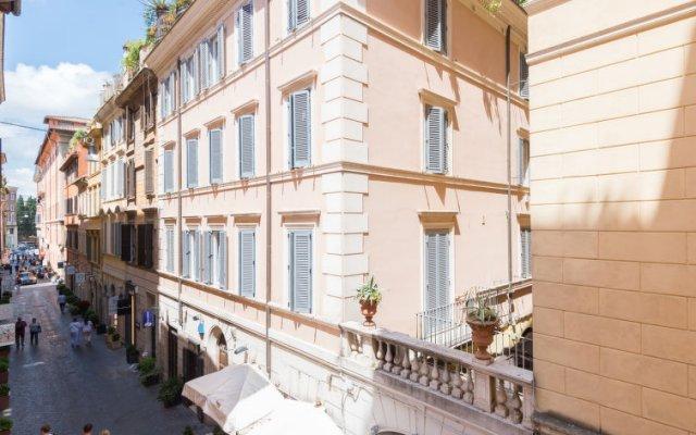 Отель Vittoria Enchanting - Three Bedroom Италия, Рим - отзывы, цены и фото номеров - забронировать отель Vittoria Enchanting - Three Bedroom онлайн вид на фасад