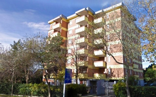 Апартаменты Rimini Sun Village Apartments вид на фасад