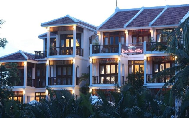 Отель Hoi An River Palm Villas вид на фасад