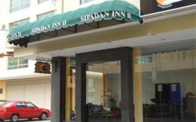 Отель Sipadan Inn 2 вид на фасад