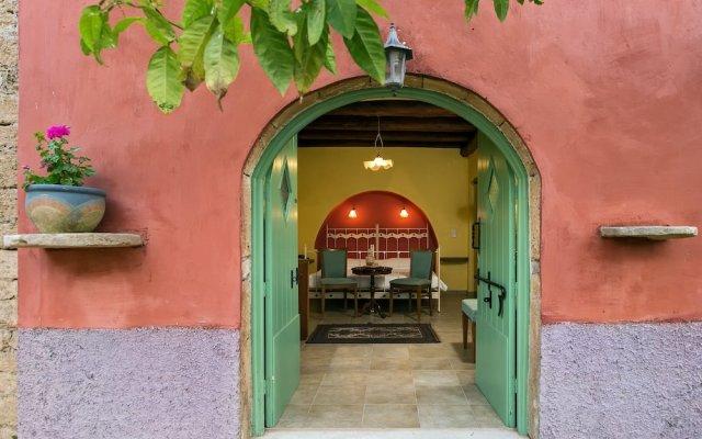 Отель Villa De Loulia Греция, Корфу - отзывы, цены и фото номеров - забронировать отель Villa De Loulia онлайн вид на фасад