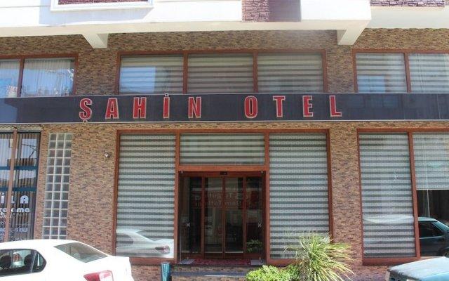 Sahi̇n Hotel Турция, Алашехир - отзывы, цены и фото номеров - забронировать отель Sahi̇n Hotel онлайн вид на фасад