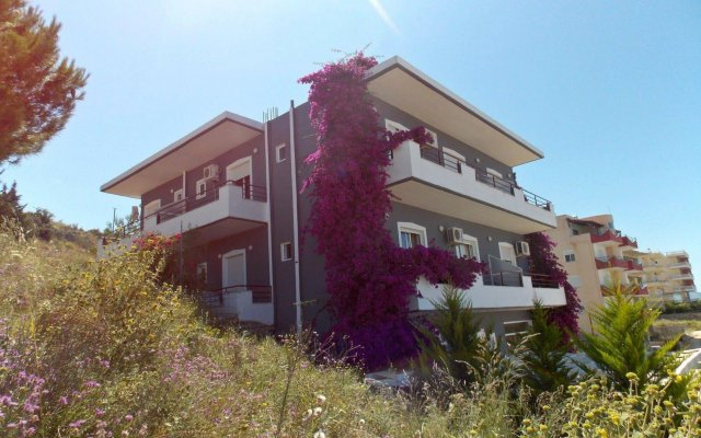 Отель Villa Doka вид на фасад