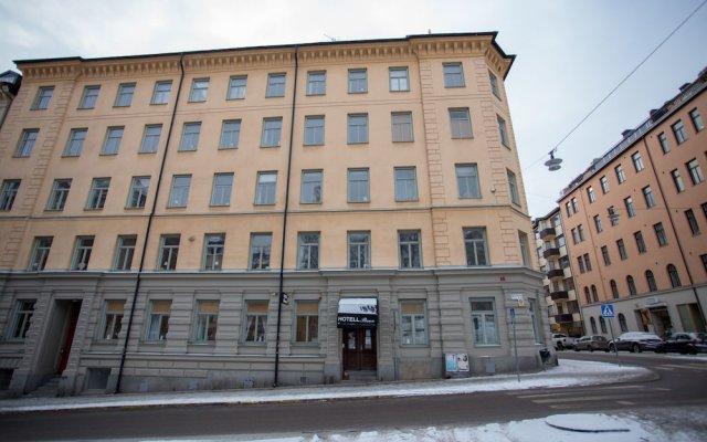 Отель Bema Швеция, Стокгольм - отзывы, цены и фото номеров - забронировать отель Bema онлайн вид на фасад