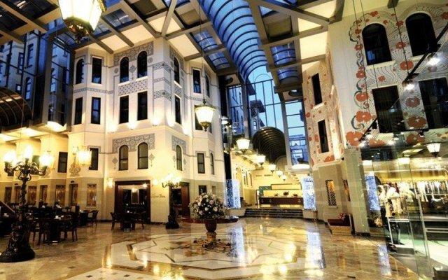 Отель Wyndham Istanbul Old City интерьер отеля