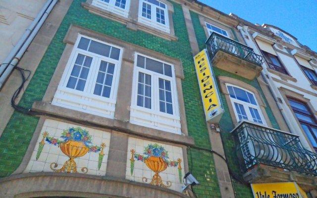 Отель Residencial Vale Formoso вид на фасад