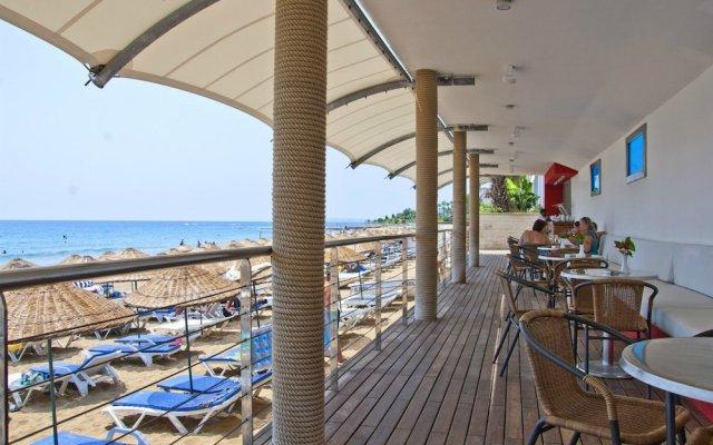Yalihan Una Турция, Аланья - 1 отзыв об отеле, цены и фото номеров - забронировать отель Yalihan Una онлайн вид на фасад