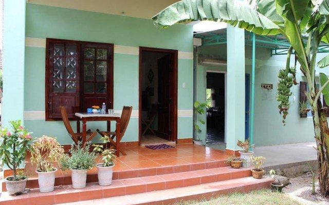 Отель Cam Chau Homestay вид на фасад