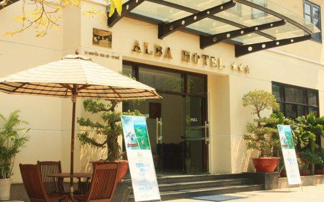 Alba Hotel вид на фасад