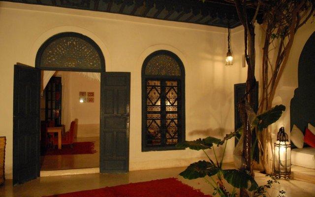 Отель Riad Dar Sara Марокко, Марракеш - отзывы, цены и фото номеров - забронировать отель Riad Dar Sara онлайн вид на фасад