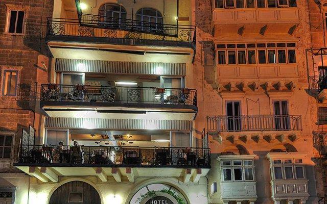 The British Hotel